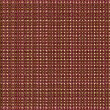 Étoile moderne abstraite Dots Square Pattern Background de tuiles illustration libre de droits