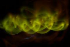 Étoile polaire de l'aurore Photographie stock