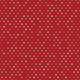 Étoile rouge sans joint Image libre de droits