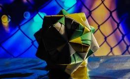 Étoile sur un chemin créatif photos stock