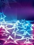 Étoile vivante illustration libre de droits