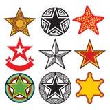 Étoiles Photo stock