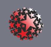 Étoiles Images libres de droits
