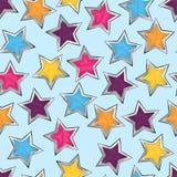 Étoiles brillantes Image libre de droits