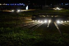 Étoiles débarquées Photo libre de droits