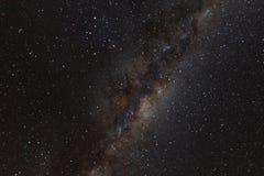 Étoiles d'étoiles - manière laiteuse Photographie stock libre de droits