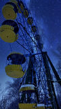 Étoiles d'attraction Photo libre de droits