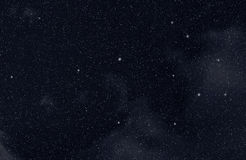 Étoiles dans l'espace Photos stock