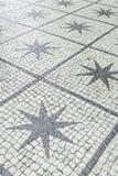 Étoiles dans la rue urbaine photographie stock
