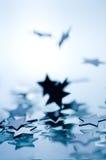 étoiles de chute Image libre de droits