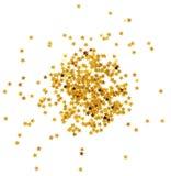 Étoiles de confettis Image libre de droits