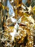 Étoiles de décoration Photo stock