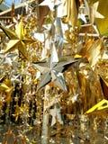 Étoiles de décoration Image stock