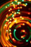 étoiles de disco Photos libres de droits