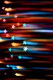 étoiles de disco Photographie stock