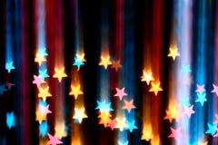 Étoiles de disco Photographie stock libre de droits