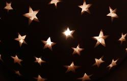 étoiles de fond Photo libre de droits