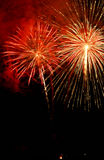 Étoiles de juillet Photo libre de droits