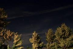 Étoiles de l'Iowa Photos libres de droits