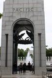 Étoiles de mémorial de la deuxième guerre mondiale Photo stock