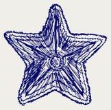 Étoiles de mer illustration stock