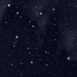 Étoiles en ciel photographie stock