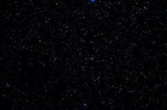 Étoiles et fond d'univers de nuit de ciel d'espace extra-atmosphérique de galaxie Images stock