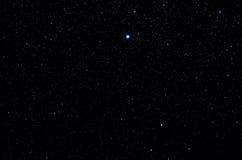 Étoiles et fond d'univers de nuit de ciel d'espace extra-atmosphérique de galaxie Photos stock