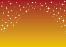 Étoiles et lumières Photographie stock libre de droits