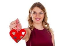 Étonnez votre amant le jour du ` s de Valentine Image stock