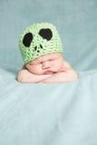 Étranger nouveau-né de bébé Photographie stock libre de droits