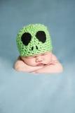 Étranger nouveau-né de bébé Photos stock