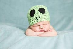 Étranger nouveau-né de bébé Images stock