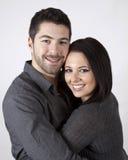 Étreindre de couples. photographie stock libre de droits