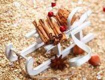 Étrier de Noël Photo stock