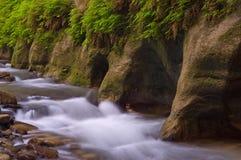 Étroits de fleuve de Vierge Image stock
