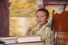 Étude 11 de vacances Photo libre de droits