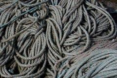 Étude abstraite de corde Photo libre de droits