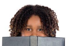 Étude adorable de fille Image libre de droits