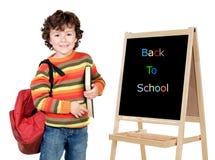 Étude d'enfant Images stock