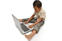 étude d'enfant Image stock