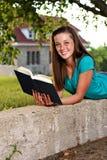 Étude de femme d'université Image libre de droits