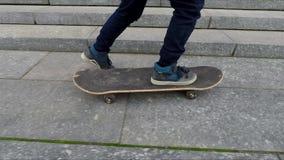 Étude de garçon chaude pour patiner clips vidéos