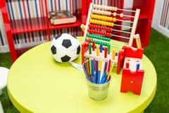 Étude du jouet pour des enfants Image libre de droits