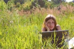 étude mobile Photo libre de droits