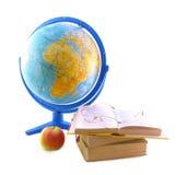 étude réglée de géographie Photographie stock libre de droits