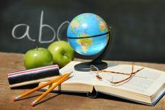 Études d'école Photos libres de droits