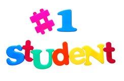 étudiant #1 images stock