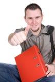 Étudiant Photographie stock libre de droits