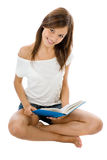 Étudiant Photo stock